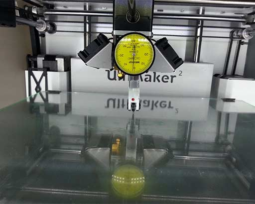 Reglage Ultimaker
